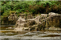 NY1700 : River Esk, Cumbria by Peter Trimming