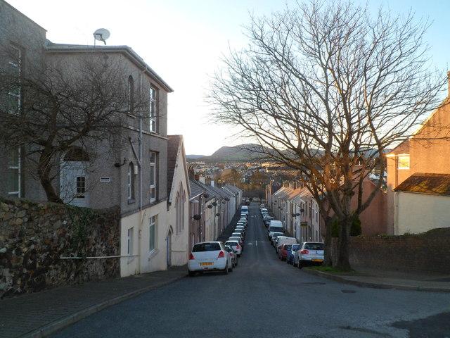 Eleanor Street, Caernarfon