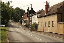 SP6165 : Three Bridges Road by Richard Croft