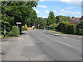 TQ0074 : Windsor Road, Weybridge by Alan Hunt