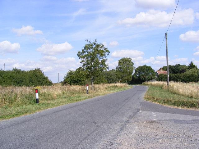 Dog Lane, Shelfanger