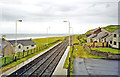 NX9825 : Harrington station by Ben Brooksbank