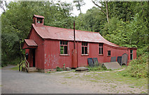 SJ6903 : Tin tabernacle, Blists Hill Victorian Town by Andrew Hackney