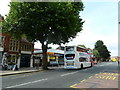 SP0783 : Bus in Alcester Road by Basher Eyre