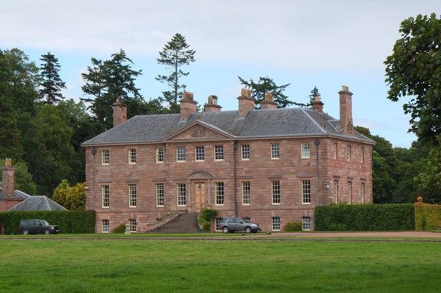 Mertoun House 169 Jim Barton Cc By Sa 2 0 Geograph