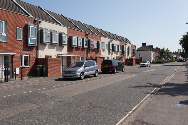 Radcliffe Road, Northam