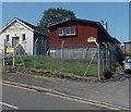 SO1309 : Gwent and Powys ACF hut, Tredegar by Jaggery