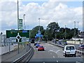 SP3481 : A444, Foleshill by David Dixon