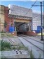 SJ8498 : Refurbishment, Manchester Victoria Station by David Dixon
