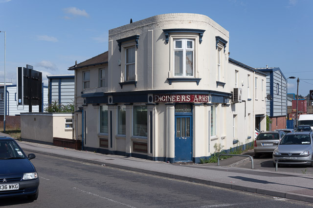 Engineers Arms, Number 98 Northam Road