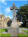 SJ8499 : St Chad's Church War Memorial by David Dixon