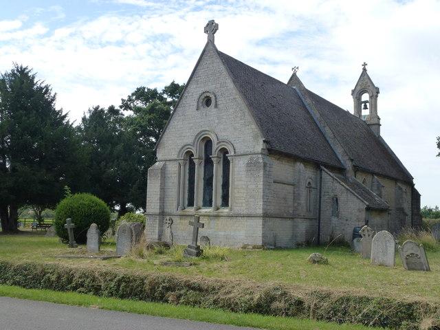 St Helen's Church, Folksworth
