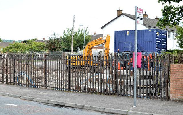 """""""Palmerston"""" housing site, Belfast (2013-1)"""