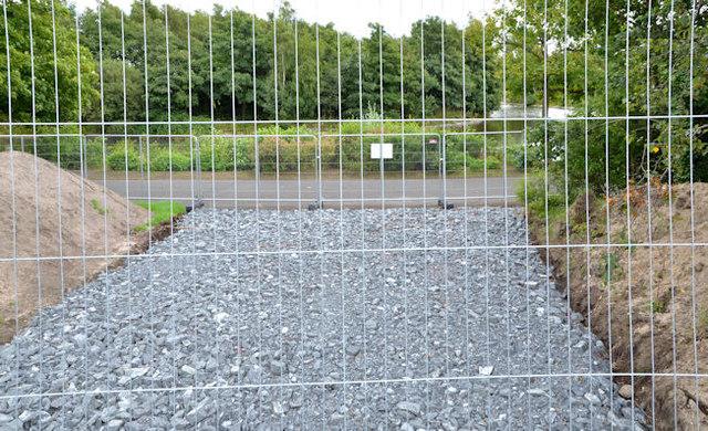 Victoria Park footbridge site, Belfast (2013-3)