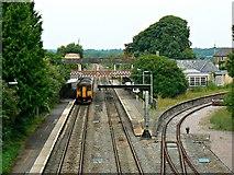 ST9897 : Kemble Railway Station, Kemble by Brian Robert Marshall