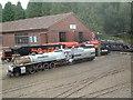 SX2165 : Dobwalls Adventure Park Miniature Railway by Ian Andrews