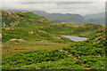 NY1600 : View Towards Blea Tarn by Peter Trimming