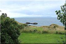 NS2515 : Dunure Coastline by Billy McCrorie