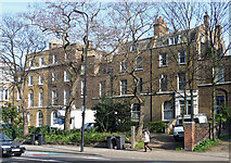 TQ3075 : 379-387 Clapham Road by Stephen Richards