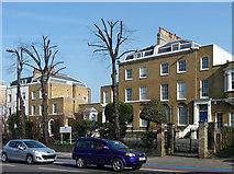 TQ3075 : 373-377 Clapham Road by Stephen Richards