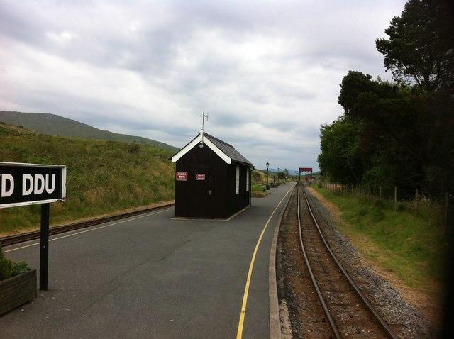 Rhyd Ddu railway station, Gwynedd