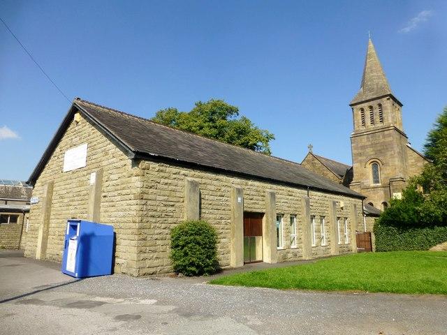 St Andrew's Church, Ashton-on-Ribble