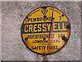 SN0506 : Road sign from yesteryear by chris whitehouse
