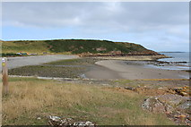 NX1430 : East Tarbet Sands by Billy McCrorie