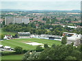 SO8454 : Worcester - New road Cricket Ground by Chris Allen