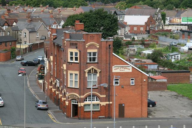 West of England Tavern - Newport by Chris Allen