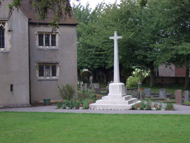 War Memorial, Skirbeck Quarter, Boston