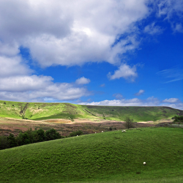 Blue Skies Hole of Horcum