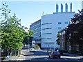 SU6300 : University of Portsmouth, St Michael's Building by David Dixon