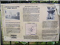 TG2705 : Information Board at the Church of St.Mary by Adrian Cable