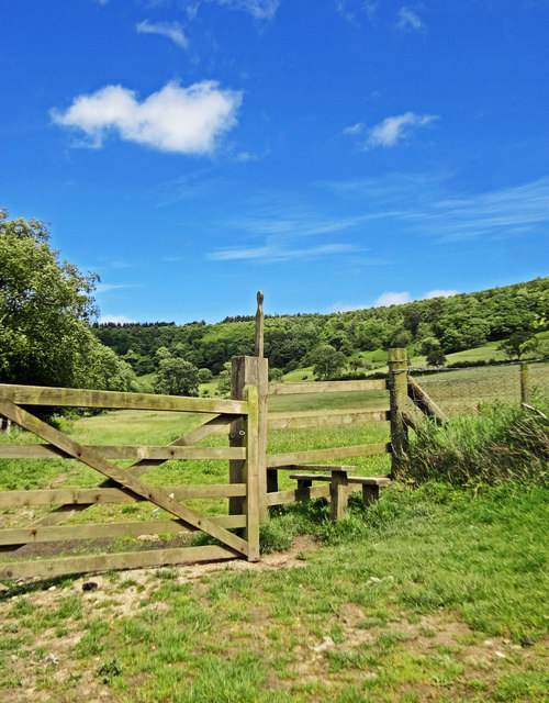 Gate & Stile - Hole of Horcum