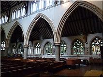 TQ1649 : Inside St Martin, Dorking (b) by Basher Eyre