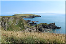 NX1430 : Mull of Galloway by Billy McCrorie
