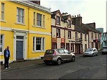 NX4355 : Main Street, Wigtown by Jonathan Billinger