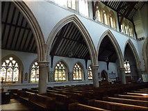 TQ1649 : Inside St Martin, Dorking (e) by Basher Eyre