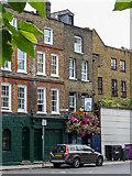 TQ3680 : The Grapes Public House, Narrow Street, Limehouse, London by Christine Matthews