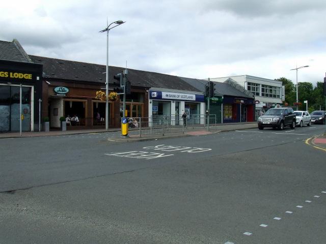 Kirkintilloch Road by Thomas Nugent
