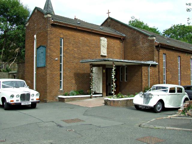 St Matthew's RC Church by Thomas Nugent