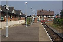 TG2142 : Cromer Station by Stephen McKay