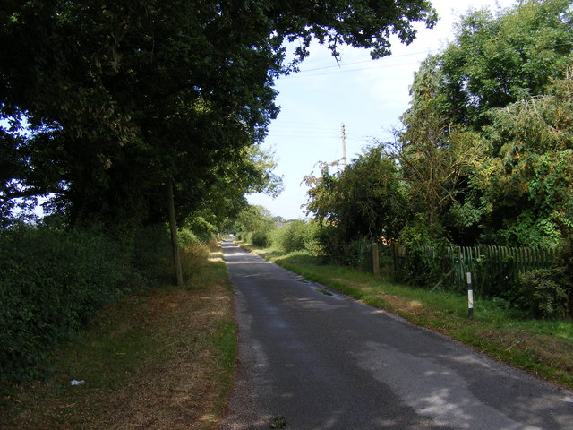 Framingham Earl Road & entrance of The Old Water Tower