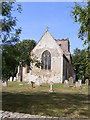 TG2902 : St.Mary's Church, Yelverton by Adrian Cable