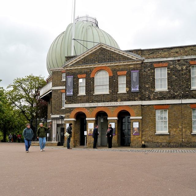 Great Equatorial Building, The Royal Observatory