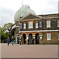 TQ3877 : Great Equatorial Building, The Royal Observatory by David Dixon
