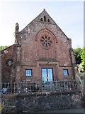 NS1055 : Former church at Kilchattan Bay by Ian S