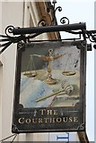 ST8558 : The Courthouse sign by Oast House Archive