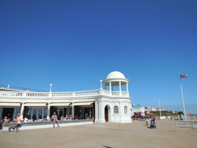 Eastern Colonnade, Bexhill